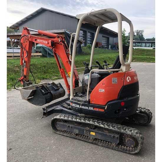 Berühmt Hutter Baumaschinen AG - Bagger &UZ_67